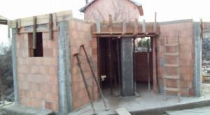 Izgradnja abdesthane