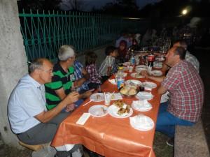 Zajednički iftar 2014